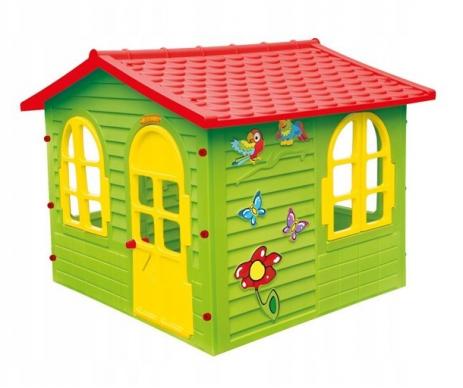 Дитячий пластиковий будиночок Mochtoys