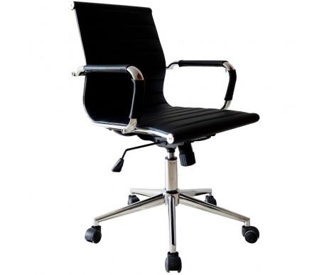 Крісло офісне 605 Black