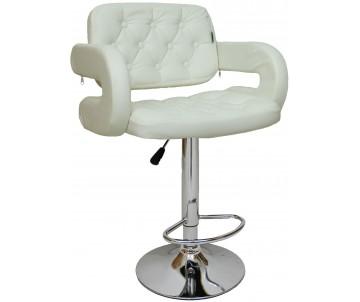 Барний стілець Hoker BA Білий
