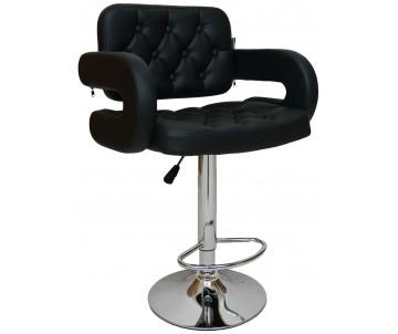 Барний стілець Hoker BA Чорний