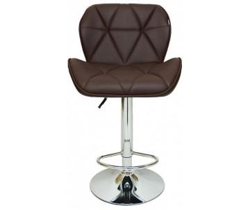 Барний стілець Hoker Castel Коричневий