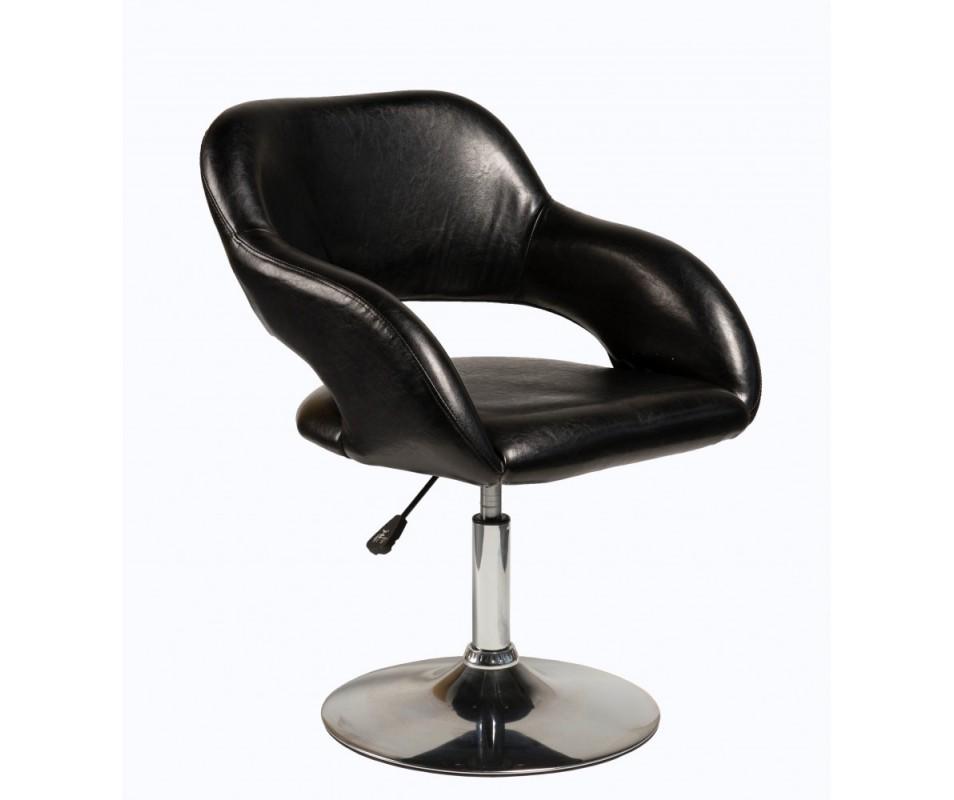 Барний стілець Хокер 539 black