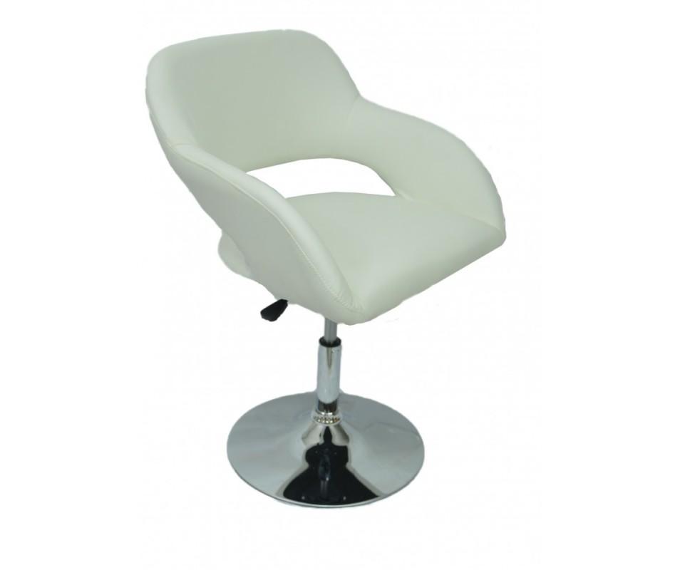 Барний стілець Хокер 539 white