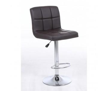 Барний стілець Hoker коричневий