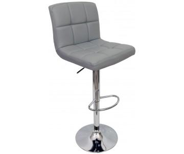 Барний стілець Hoker Gray