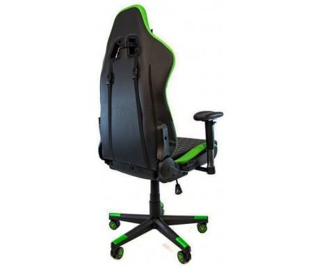 Ігрове крісло 1018 зелене