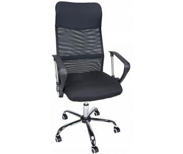 Крісло Manager чорне