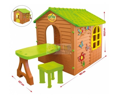 Дитячий будиночок код 04